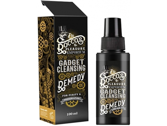 Dr. Rocco's Gadget Cleansing Remedy 100ml