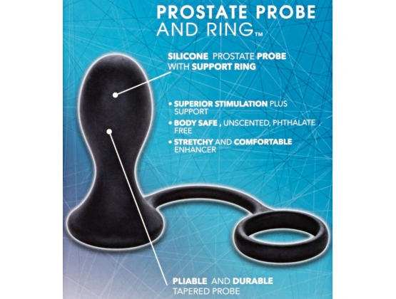 Dr. Joel Kaplan Prostate Probe and Ring