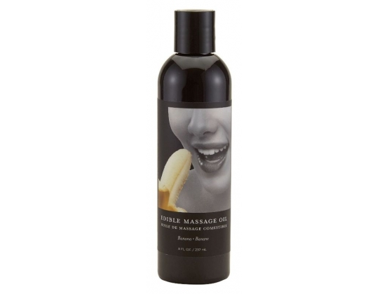 Earthly Body Edible Massage Oil 237ml