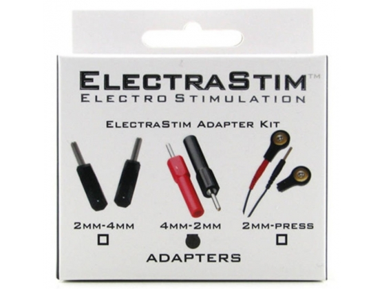 Electrastim 4mm To 2mm Pin Converter Kit