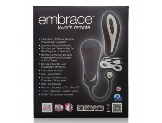 Embrace Lover's Remote