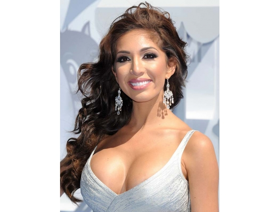Farrah Abraham Inflatable Doll With Cyberskin Pussy and Ass
