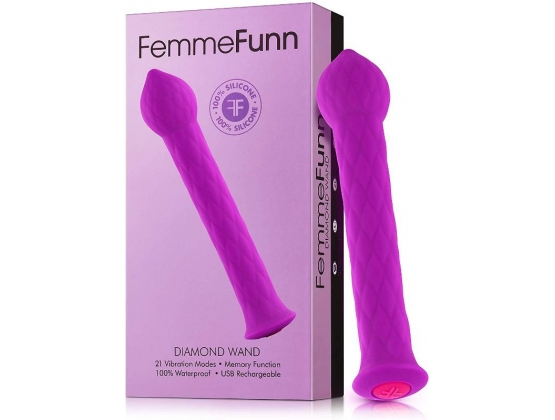 FemmeFunn Diamond Wand