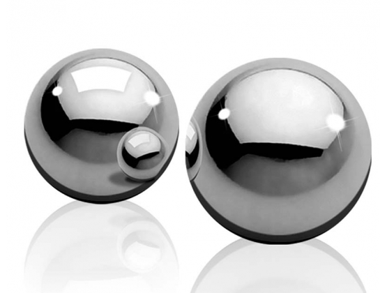 Fetish Fantasy Limited Edition Metal Ben Wa Balls For Kegel Exer