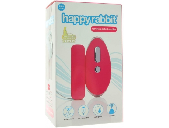 Happy Rabbit Remote Control Knicker Vibe