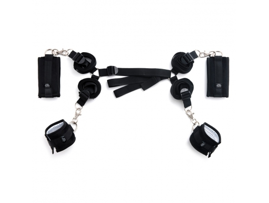 Hard Limits Under The Bed Restraint Kit