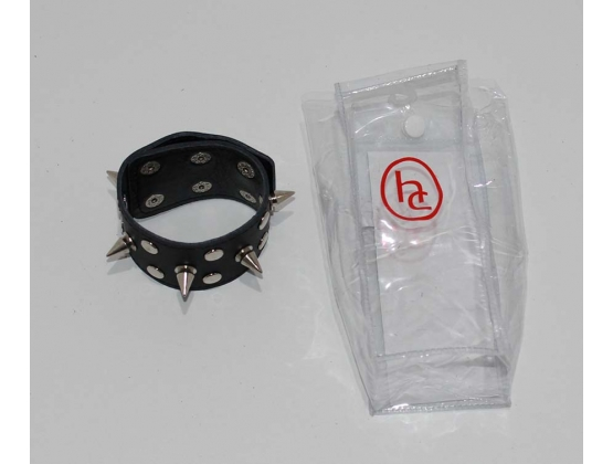 Teeze Me Wrist Cuff Studded and Spiked