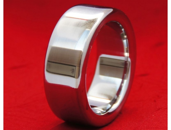 Titan Steel Wide Cock Ring