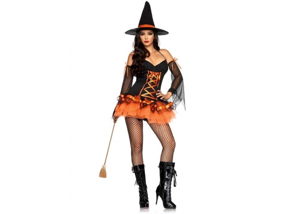 Hocus Pocus Hottie Costume