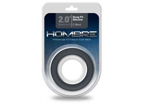 Hombre Snug-Fit Silicone C-Band