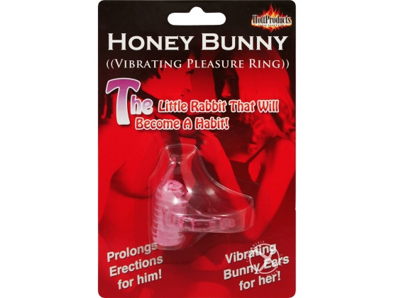 Honey Bunny Vibro Ring