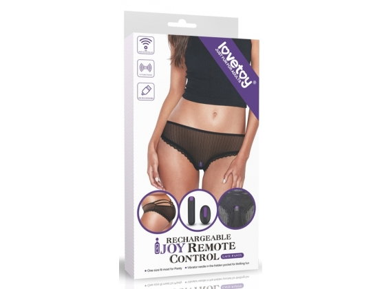 IJOY Rechargeable Remote Vibrating Panty
