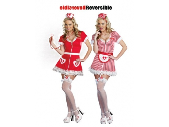 Ivanna Doctor Reversible Costume