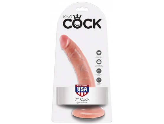 King Cock 7 inch Cock