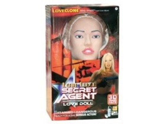 Leah Lust Secret Agent Love Doll