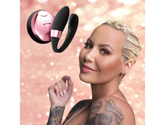Limited Edition Amber Rose Tiani