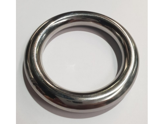 LobsterTube Steel Cock Ring
