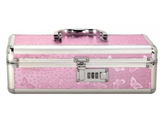 Lockable Vibrator Case Medium