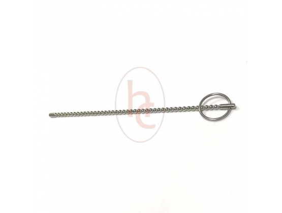 Long Shanks Beaded Urethral Sound