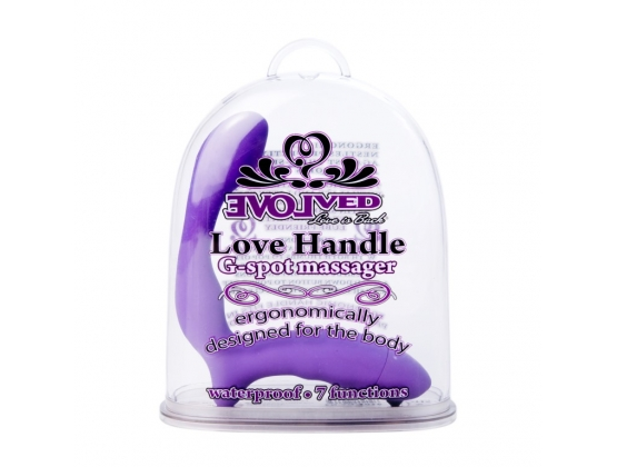 Love Handle G-Spot Massager
