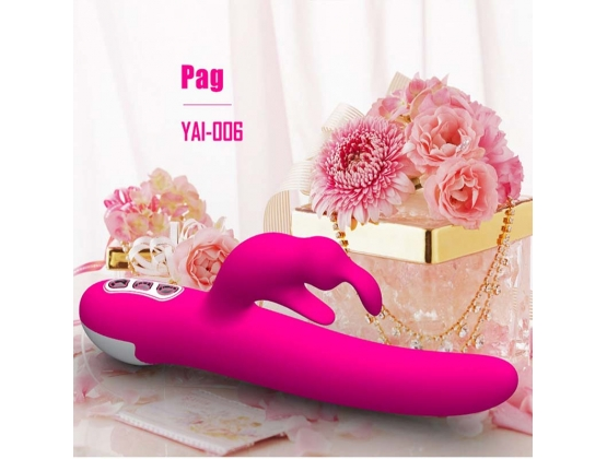 LoveMate Pag Rabbit Vibrator