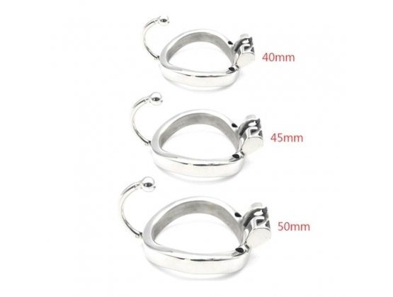 Ball Hook Cuff Cock Chastity Device