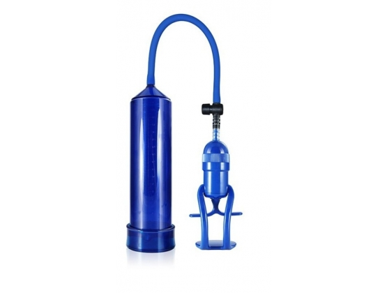 Maximizer Worx Limited Edition Pleasure Pro Pump Blue