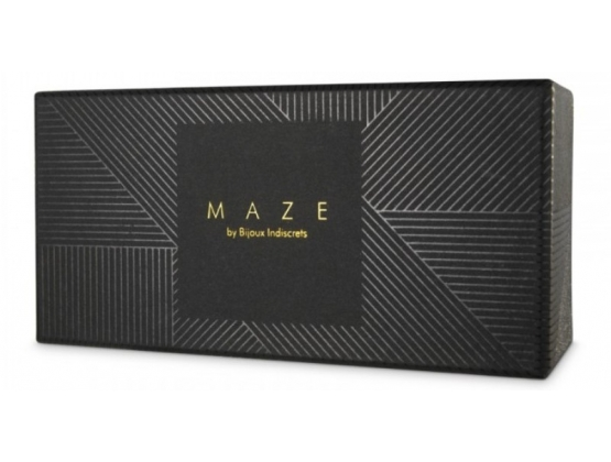 Maze Head Piece Black