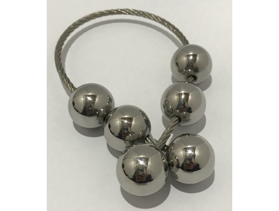 Metal Thai Beads Stick