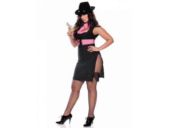 Ms. Gangster Costume
