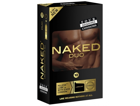 Naked Duo 10 Pack