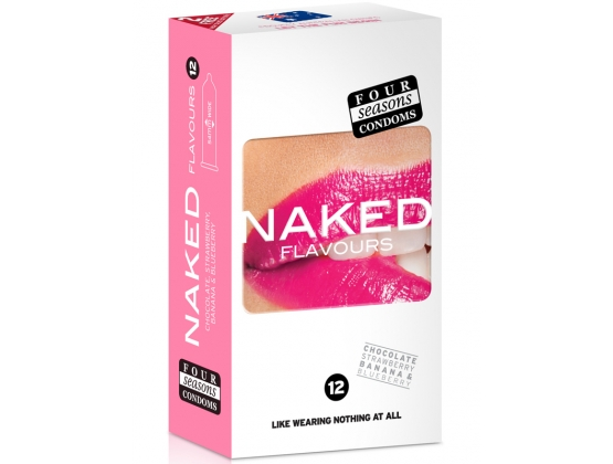 Naked Flavours Condoms