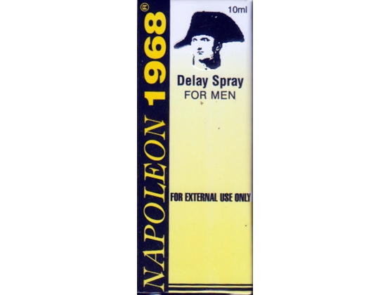 Napoleon 1968 Male Delay Spray