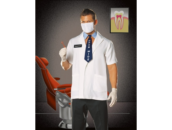 Naughty Dentist Costume For Him