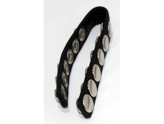 Naughty Toys 5 Speed Cock Ring with Studs