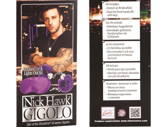Nick Hawk GIGOLO Locked Up & Lights Out Kit