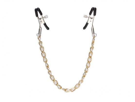 High Beam Nipple Clamps & Chain