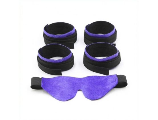 Nylon BDSM 3 PCS Kit