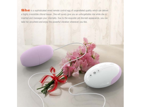Odeco Wired Remote Control Egg