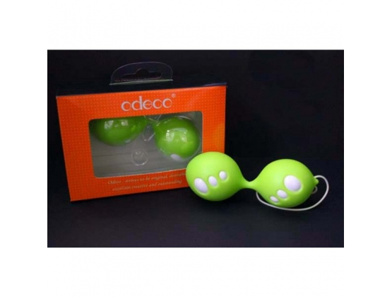 Odeco Oh My Dual Smart Balls
