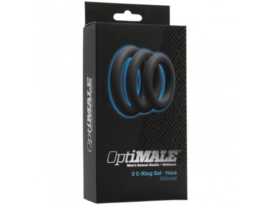 Optimale 3 C Ring Set Thick