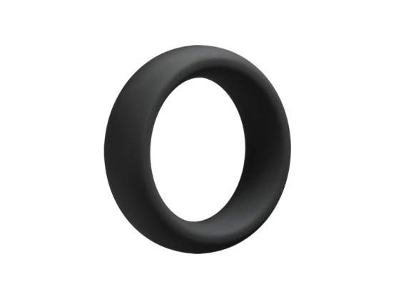 Optimale C Ring Thick Black