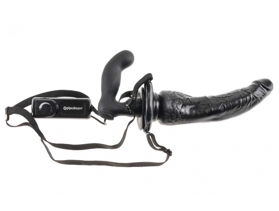 Fetish Fantasy Deluxe Vibrating Penetrix Strap-On