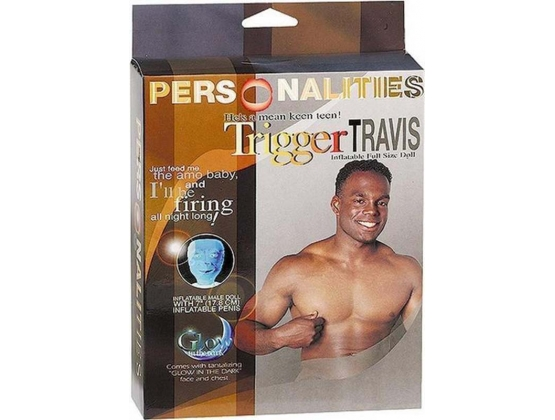 Personalities Trigger Travis Love Doll