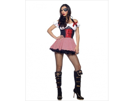 Pirate Wench Sexy Adult Costume