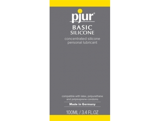 Pjur Basic Silicone Personal Lubricant
