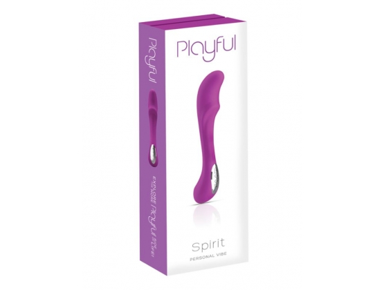Playful Spirit Silicone Rechargeable