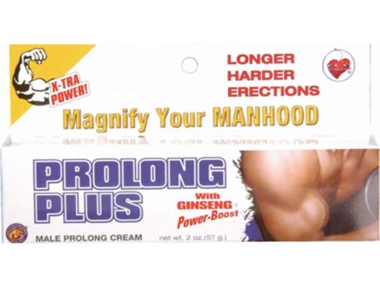 Pro-Long Plus Erection Cream