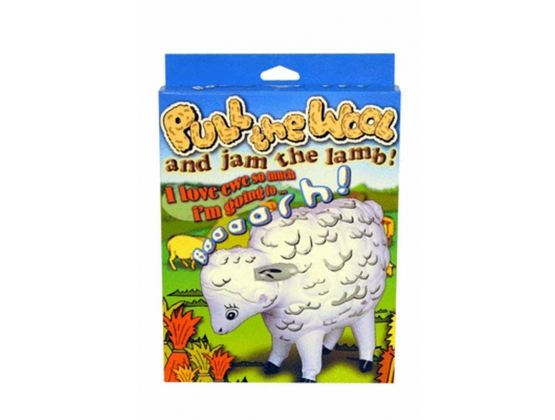 Pull The Wool And Jam The Lamb Doll