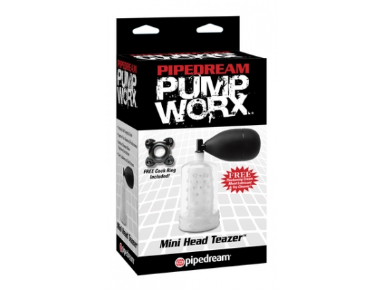 Pump Worx Mini Penis Head Teazer